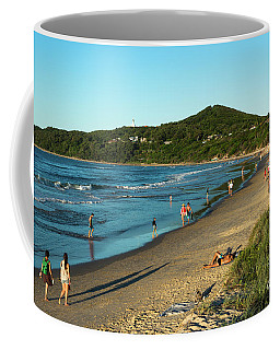 Byron Bay Main Beach Coffee Mug