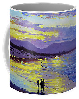 Byron Bay Sunset Coffee Mug