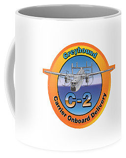 C-2 Greyhound Coffee Mug