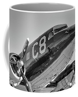 C-47 - 2017 Christopher Buff, Www.aviationbuff.com Coffee Mug