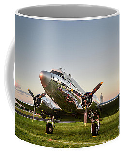 C-47 At Dusk Coffee Mug