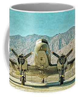 C 47 Skytrain Coffee Mug