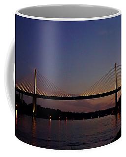 C And D Canal Bridge Coffee Mug