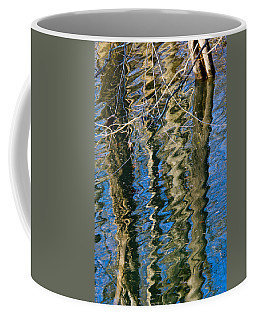 C And O Abstract Coffee Mug