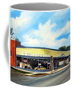 C Bradshaw Coffee Mug