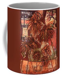 C The World  Coffee Mug