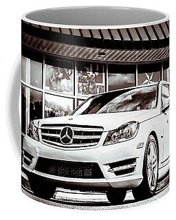 C250 In Black And White Coffee Mug