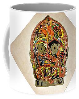 C3po Star Wars Afrofuturist Collection Coffee Mug