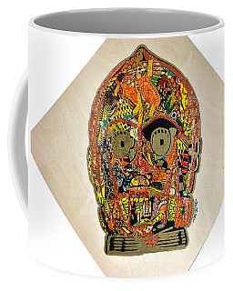 C3po Star Wars Afrofuturist Collection Coffee Mug