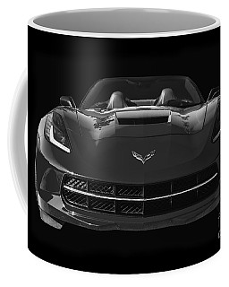 C7 Stingray Corvette Coffee Mug
