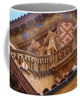 Ca' D'zan Detail Coffee Mug