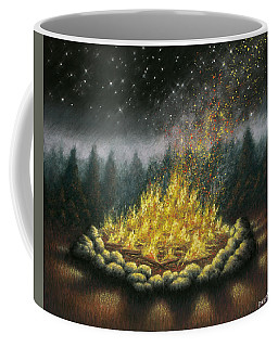 Campfire 01 Coffee Mug