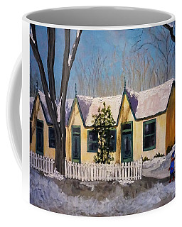 Cabbagetown Christmas Coffee Mug