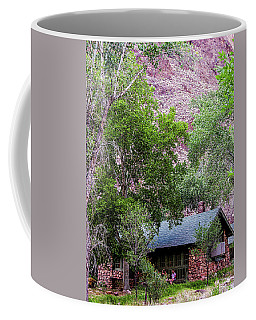 Cabin At Phantom Ranch Coffee Mug