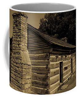 Cabin At The Hermitage Coffee Mug