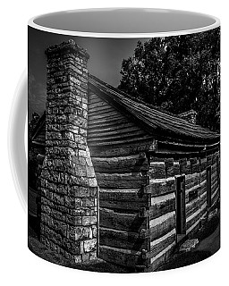 Cabin On The Grounds At The Hermitage Coffee Mug