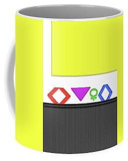 Cabinet Coffee Mug by Tina M Wenger