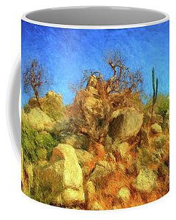 Cabo Park Landscape Coffee Mug