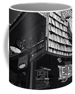 Bar B Que Caboose Cafe Coffee Mug
