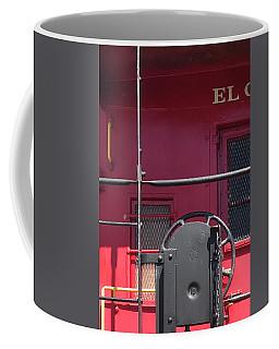 Caboose Coffee Mug