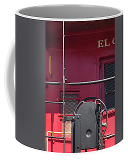 Caboose Coffee Mug