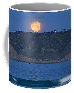 Cabrillo Moon Coffee Mug