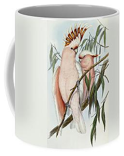 Cacatua Leadbeateri Coffee Mug