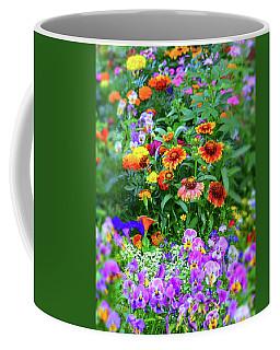 Summer Symphony Of Color Coffee Mug