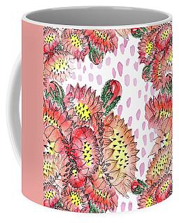 Cacti Flowers Coffee Mug