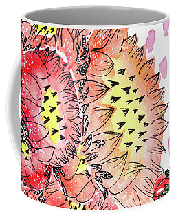 Cacti Flowers Coffee Mug