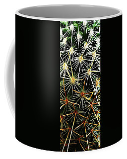 Coffee Mug featuring the photograph Cactus by Mary Ellen Frazee
