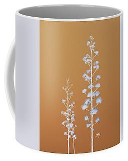 Cactus Architectre Coffee Mug by Linda Hollis