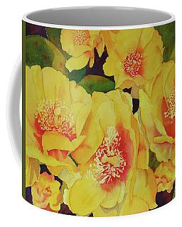 Cactus Flowers Coffee Mug