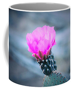 Cactus In Bloom Coffee Mug