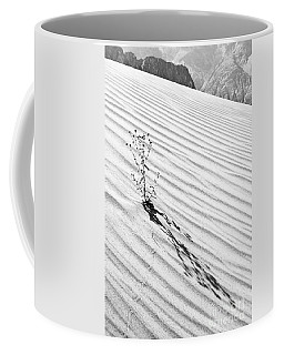 Cactus In Desert Coffee Mug