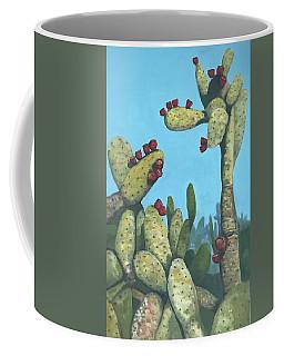 Cactus On Vicky Coffee Mug