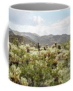 Cactus Paradise Coffee Mug by Amyn Nasser
