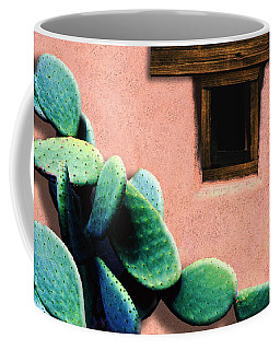Cactus Coffee Mug by Paul Wear