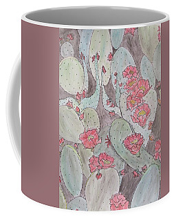 Cactus Voices #2 Coffee Mug