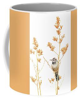 Cactus Wren # 3 Coffee Mug