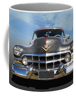 Caddie Coffee Mug by Keith Hawley