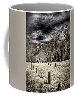 Cades Cove Church Coffee Mug