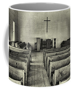 Cades Cove Methodist Church Coffee Mug