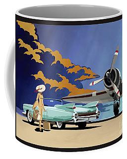 Cadillac Eldorado 1959 Coffee Mug