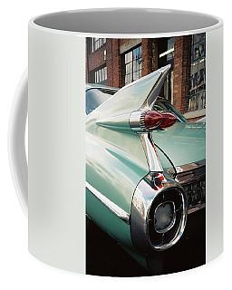 Cadillac Fins Coffee Mug