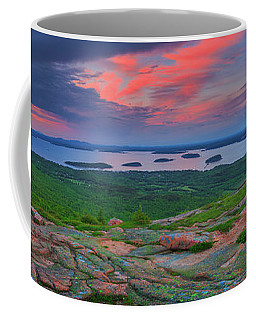 Cadillac Mountain  Coffee Mug