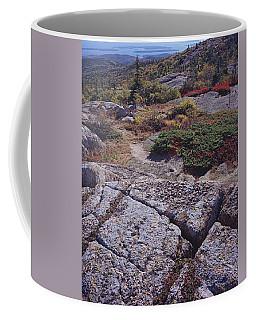 Cadillac Mountain Coffee Mug