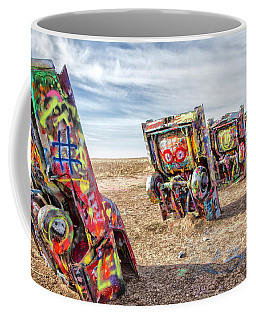 Cadillac Ranch 1 Coffee Mug