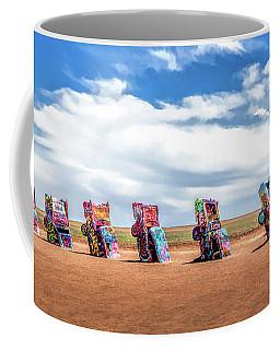 Route 66 Cadillac Ranch Coffee Mug