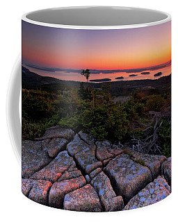 Cadillac Rock Coffee Mug